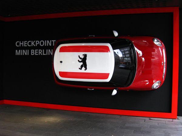 Berlin - Checkpoint Mini