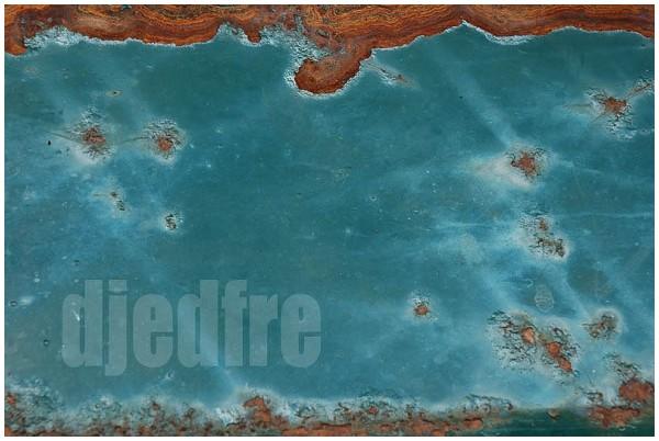 rusted metal sea, walworth, wisconsin
