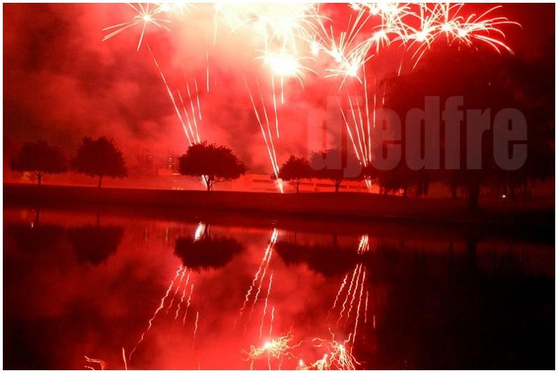 fireworks itasca