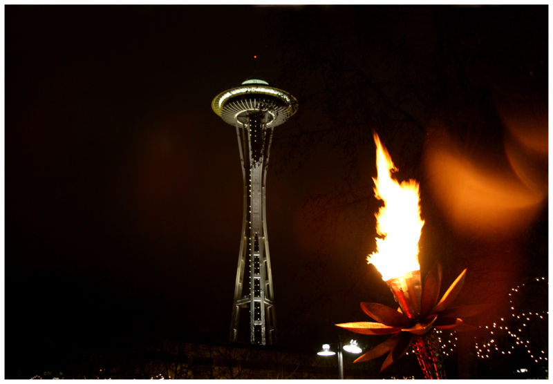 Space Needle Winter Festival