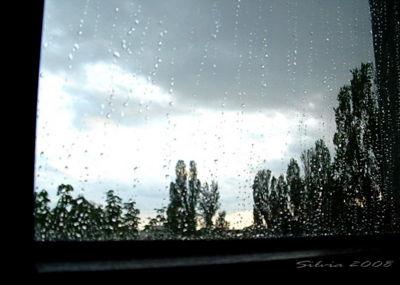 Remember when it rained
