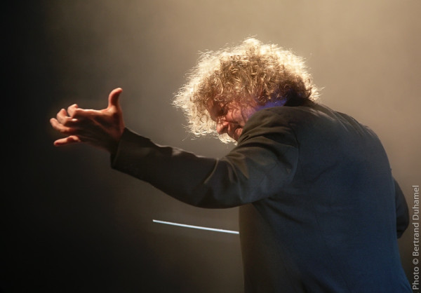 The conductor - Le chef d'orchestre