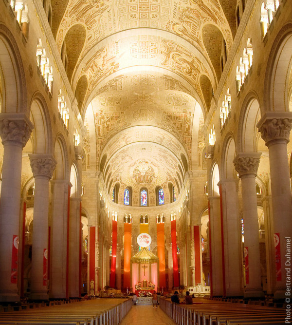 Basilique Sainte-Anne-de-Beaupré