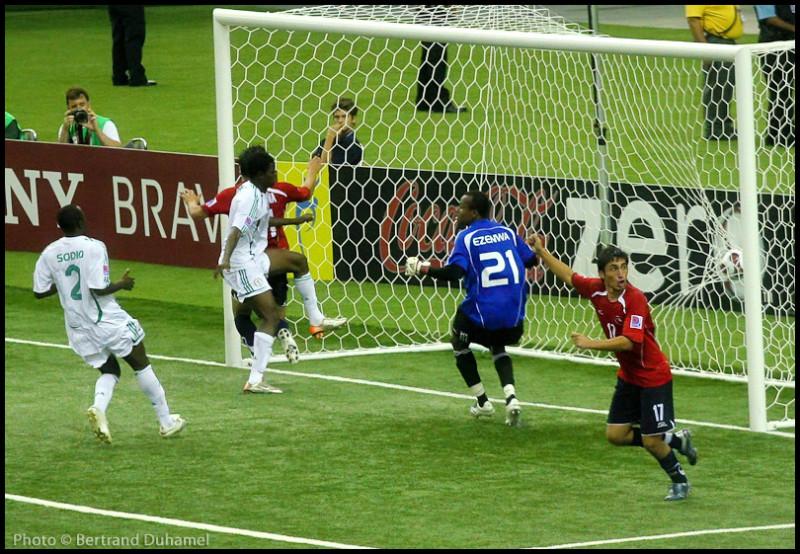 Le but ! - The goal !