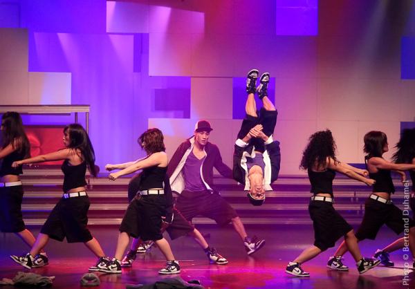 Hip Hop... side down