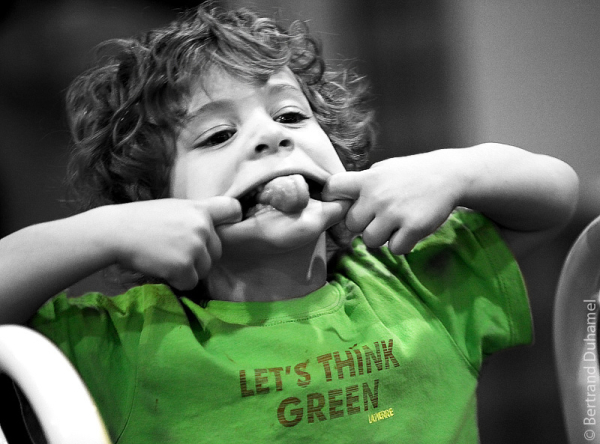Let's be silly but remember...  think green !!!