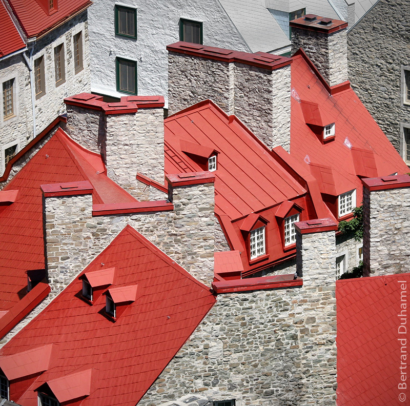 Roofs and chimneys puzzle