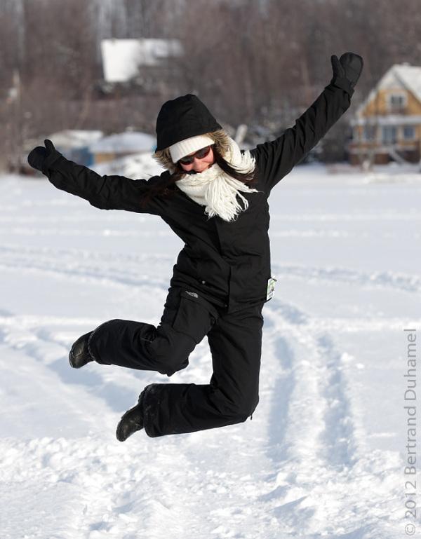 Plaisirs d'hiver - Winter fun