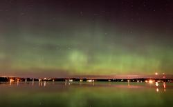 Aurora borealis 2012 10 09