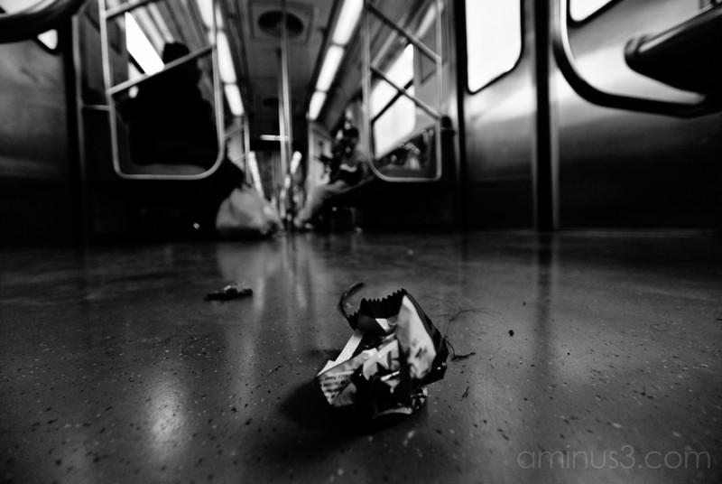 Metro Trash