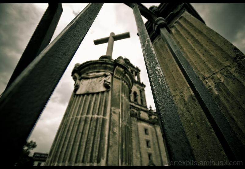 Bars - Catedral at Zocalo Mexico City