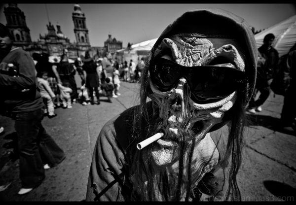 Día de Muertos, Ciudad de Mexico