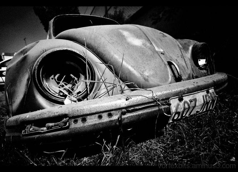 Wrecked - Mexico City
