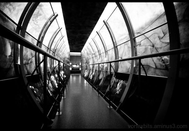 Time Tunnel - Universum, Ciudad de Mexico