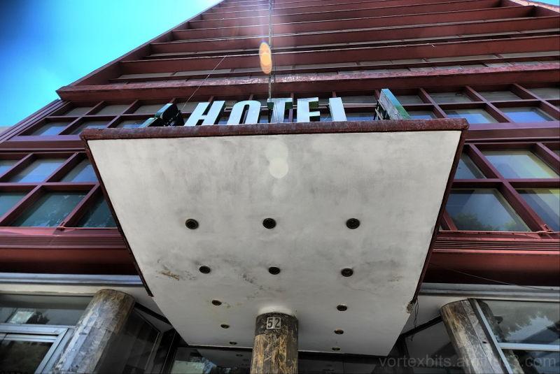 Hotel (in HDR) - Juarez, Ciudad de México