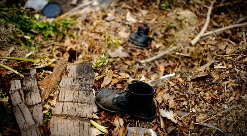 Just boots  - Temixco, Morelos