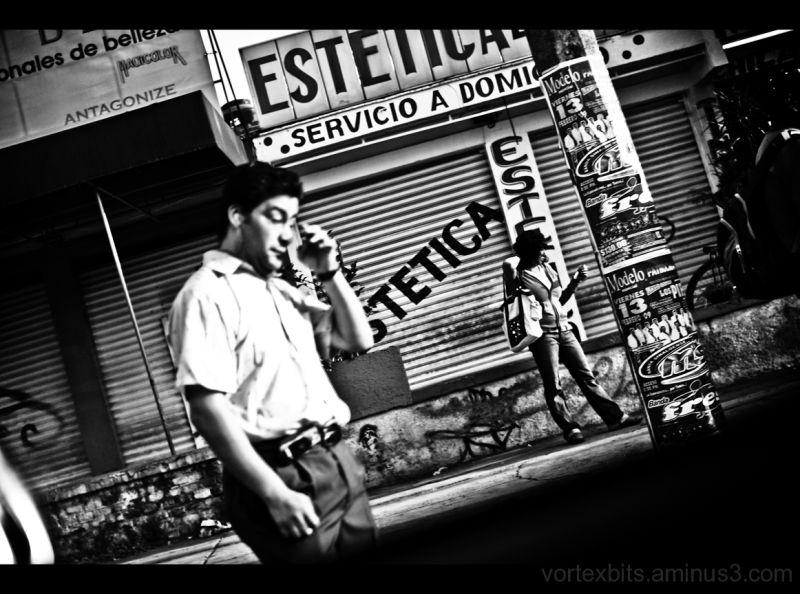 Random shot of random moment in Mexico City.