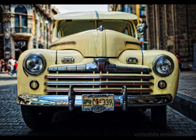 1946 Ford - Centro Historico, Mexico City