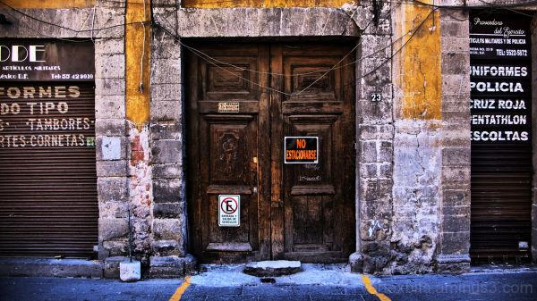 No... - Centro Historico, Mexico City
