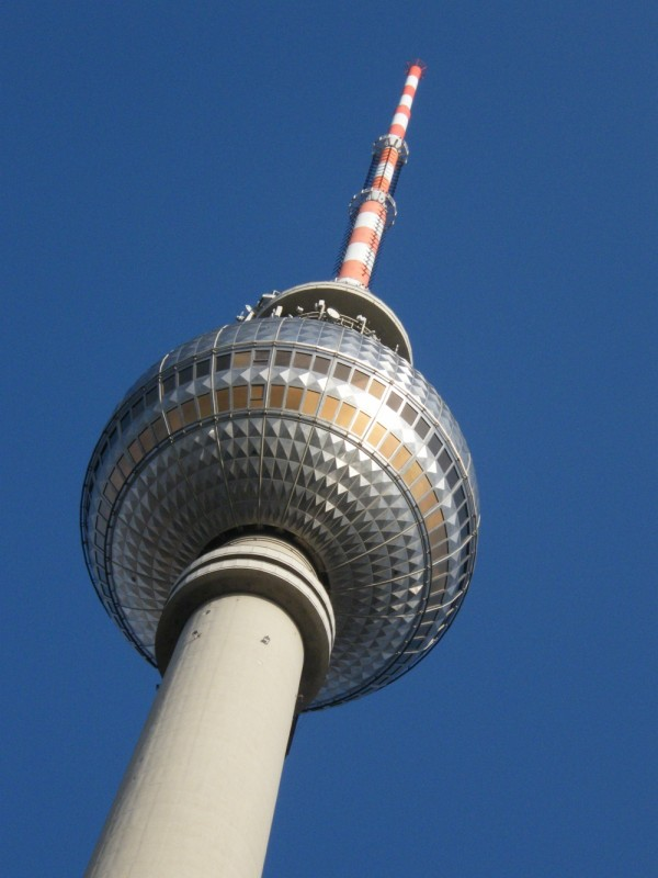 Radio Tower Alexanderplatz