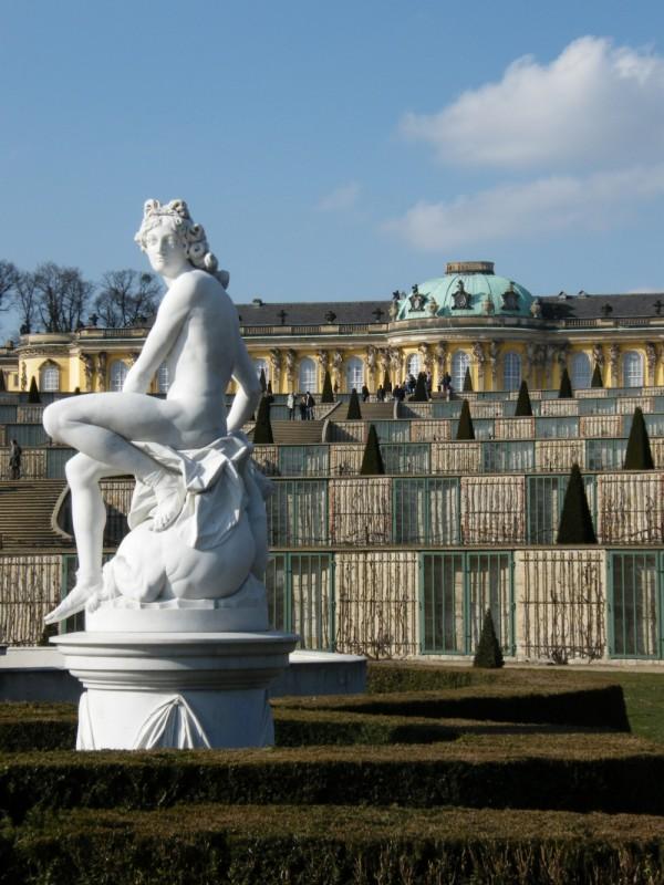 San Soucci Palace Potsdam