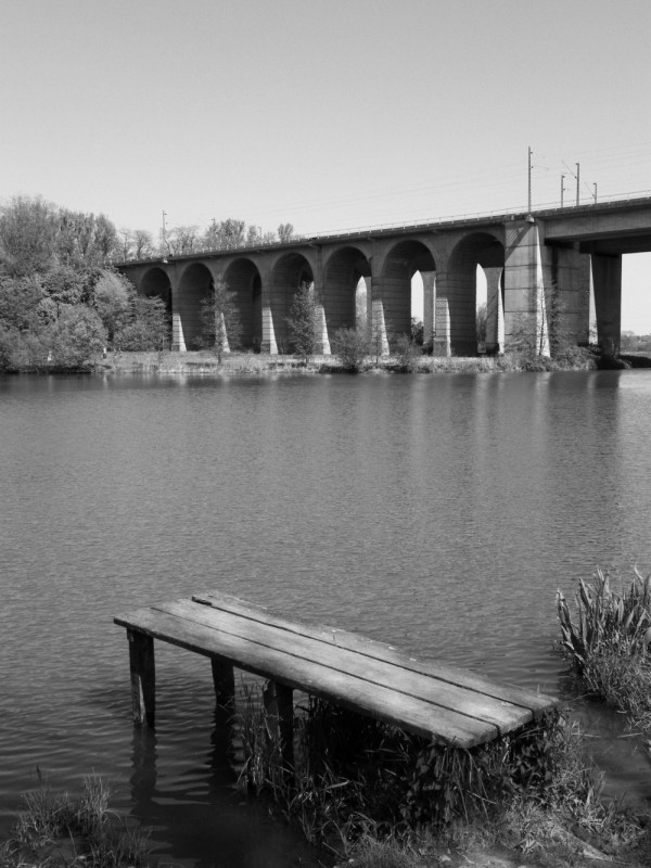 Lake and Arches