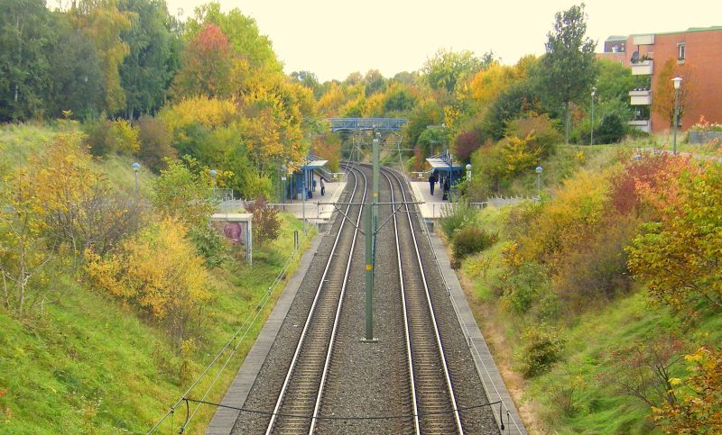 Autumn in Bielefeld