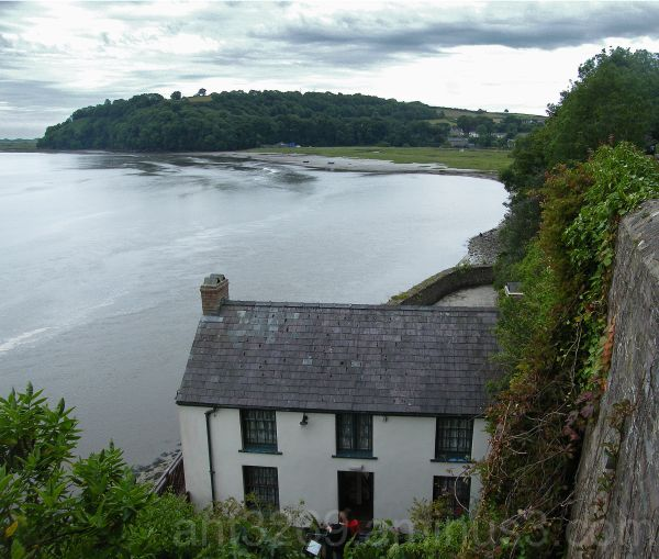 Dylan Thomas´s Boat house
