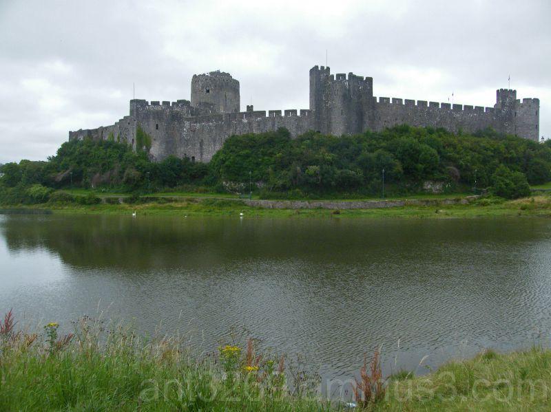 Pembroke castle #1