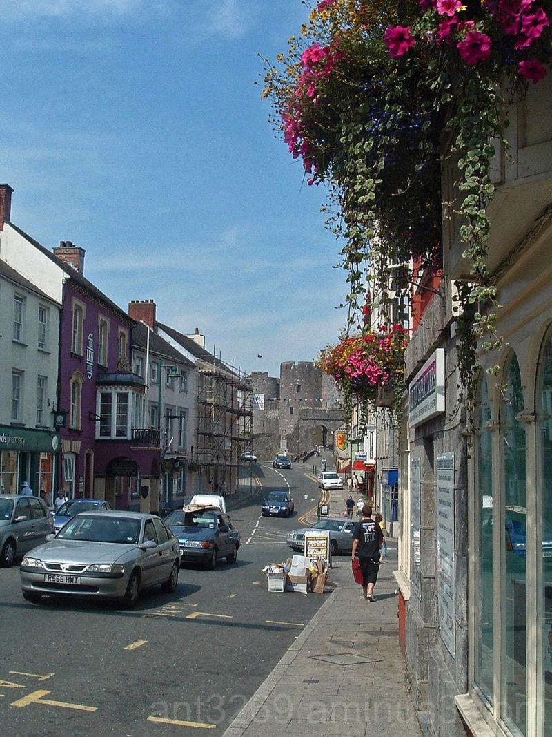 Pembroke castle #3