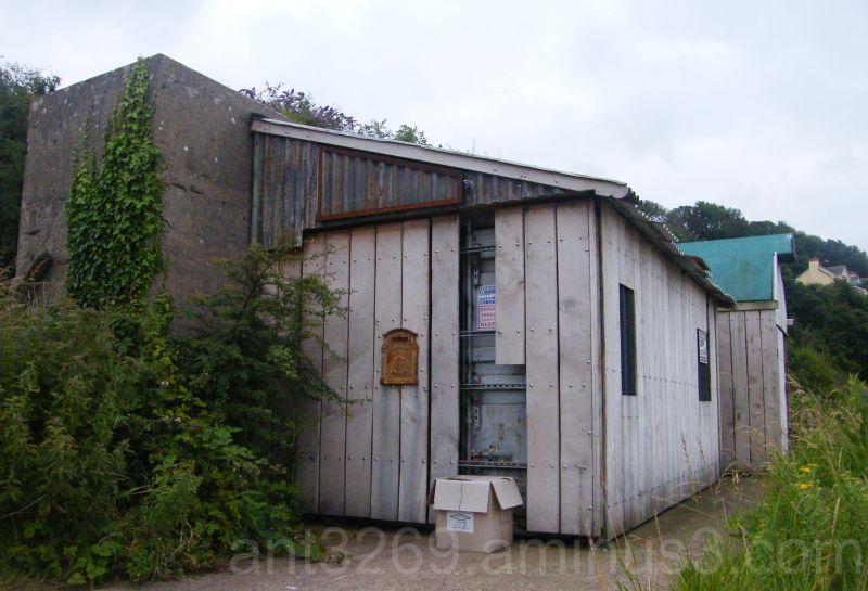 A new hut