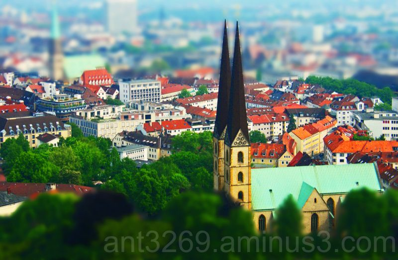Bielefeld city