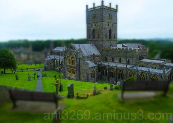 Saint Davids Cathedral