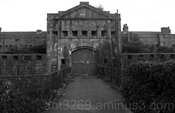 Treowen Barracks