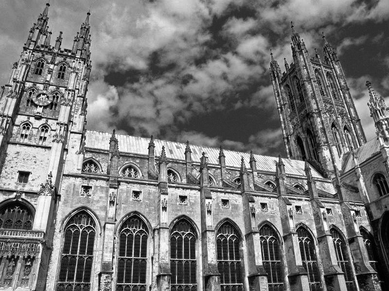 Canterbury Cathedral revisited