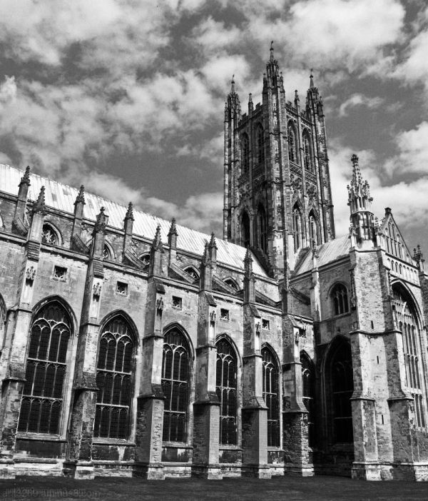 Canterbury Cathedral revisited #2