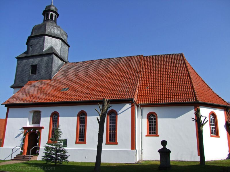 The village church