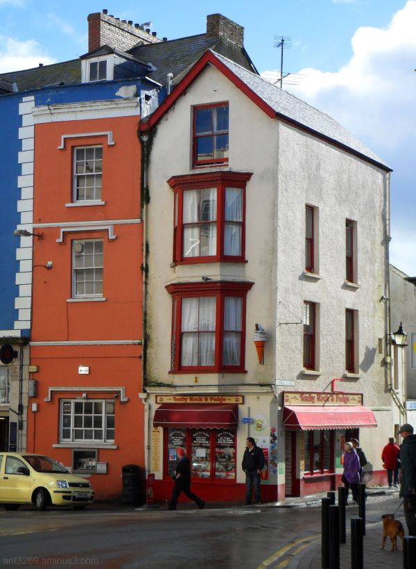 "Tenby ""Rock"" shop #1"