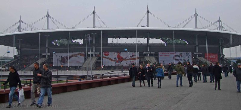 """The French Trip  """"The Stadium"""""""