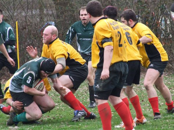 Rugby The amateurs #1