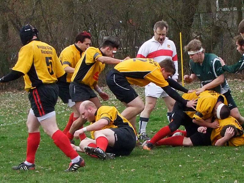 Rugby The amateurs #2