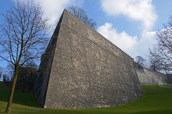 Castle walls #2