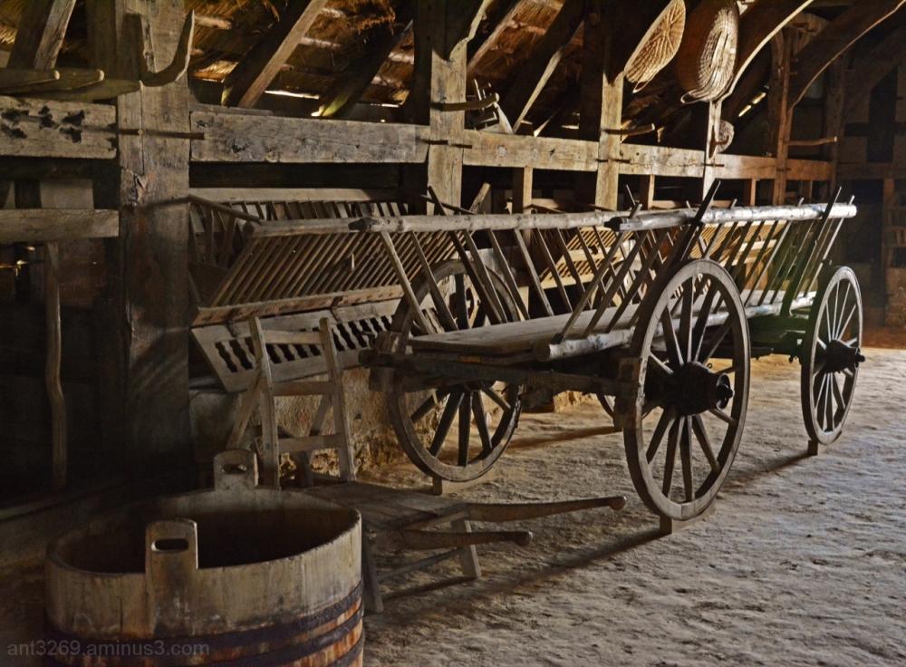 Cart,no horse