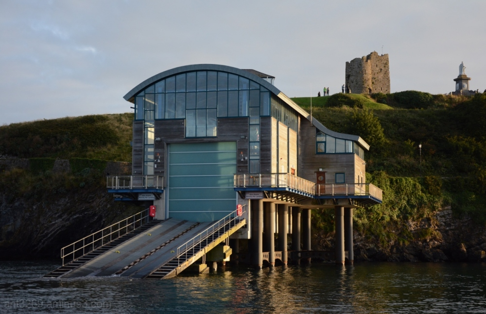Tenby new Lifeboat station