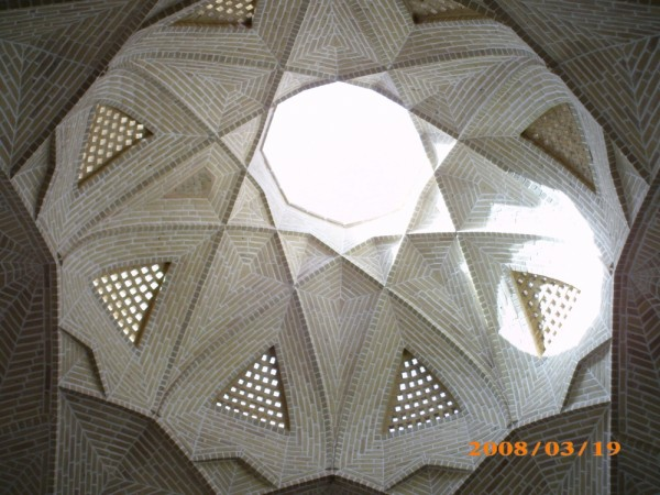 Roof of an Old Chapar Khaneh