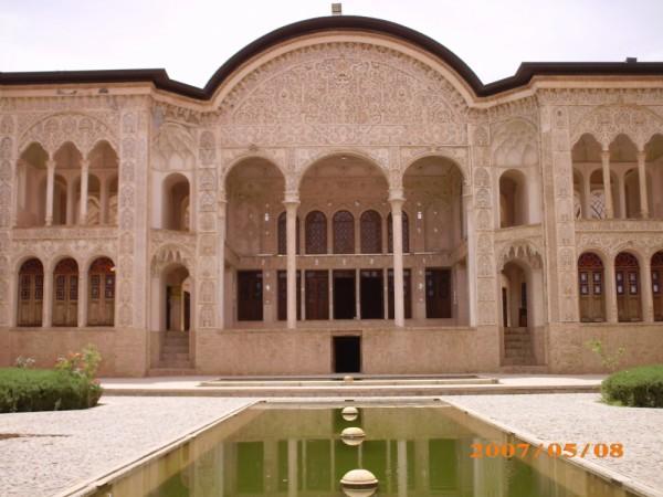 Tabatabaee House, Kashan