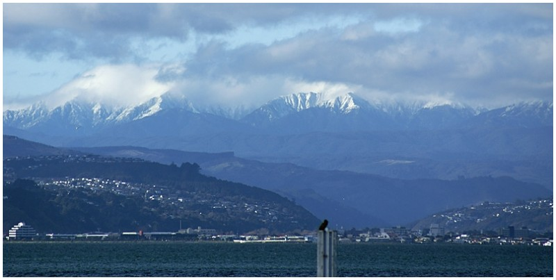 View of the Hutt Valley
