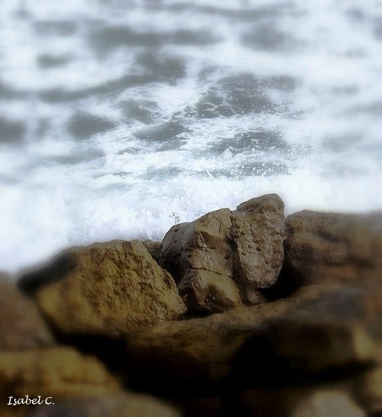 Rochas e mar