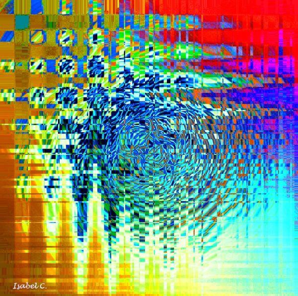 Digital abstracto