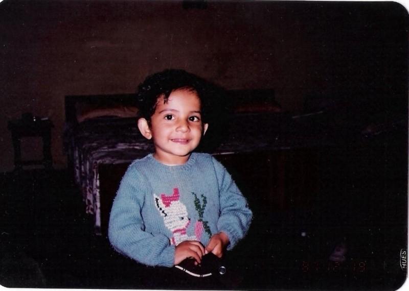 kid,abhishek,chota,friend,childhood